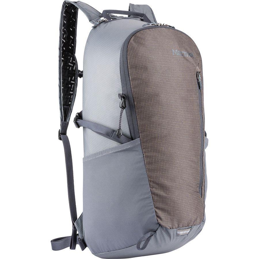 (取寄)マーモット コンプレッサー ミーティア 22L バックパック Marmot Men's Kompressor Meteor 22L Backpack Cinder/Slate Grey