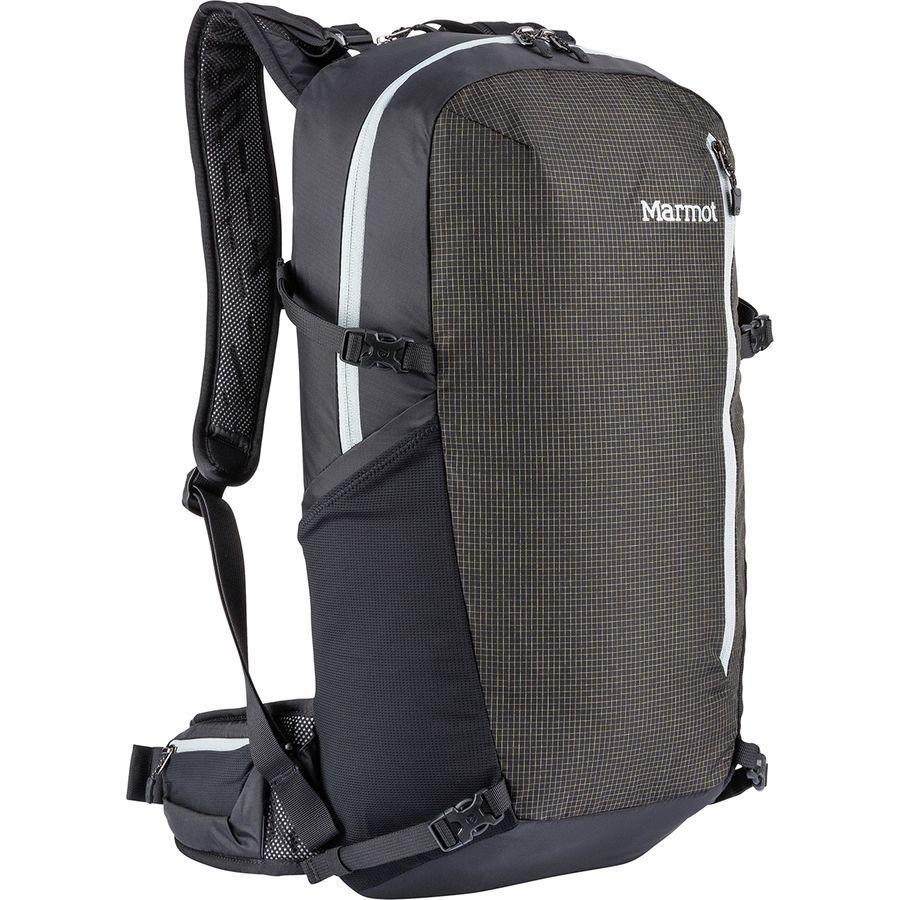(取寄)マーモット コンプレッサー スター 28L バックパック Marmot Men's Kompressor Star 28L Backpack Black/Slate Grey