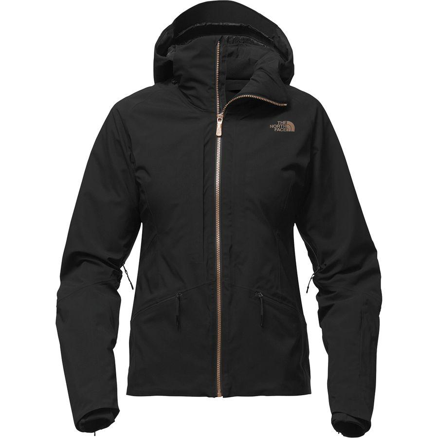 【クーポンで最大2000円OFF】(取寄)ノースフェイス レディース アノニム ジャケット The North Face Women Anonym Jacket Tnf Black