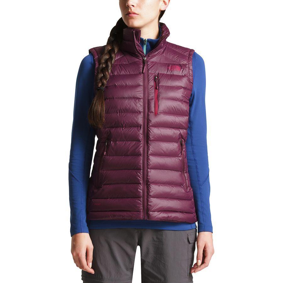 【クーポンで最大2000円OFF】(取寄)ノースフェイス レディース モーフ ベスト The North Face Women Morph Vest Fig