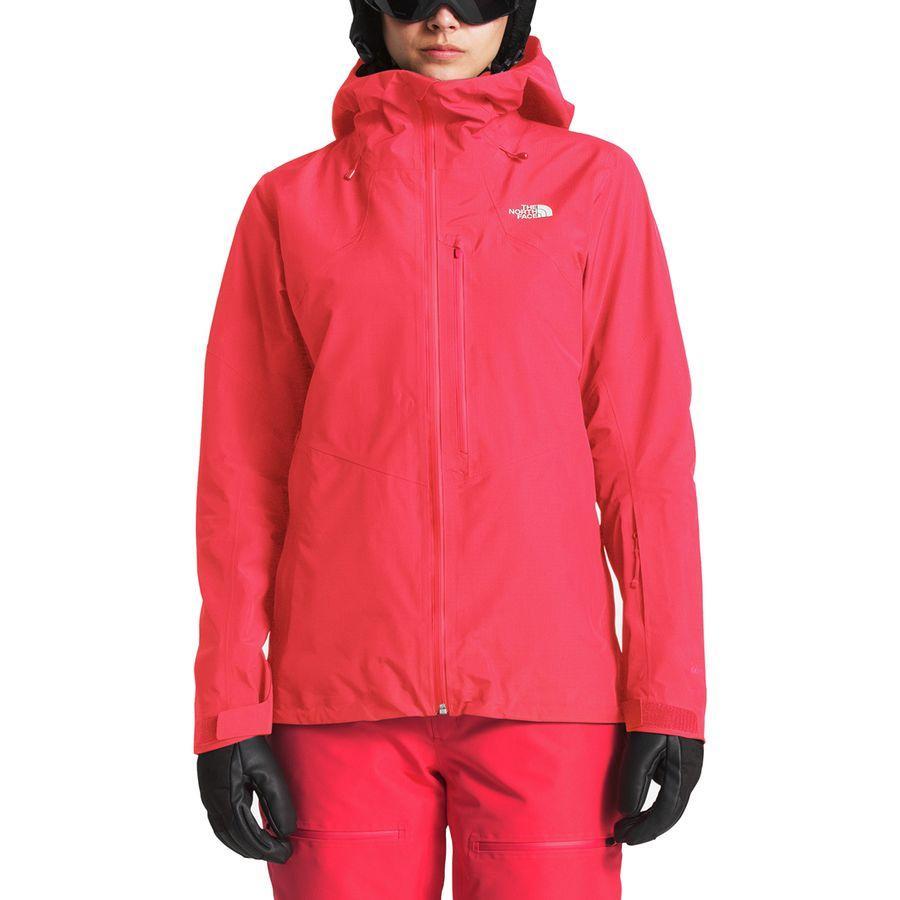 【クーポンで最大2000円OFF】(取寄)ノースフェイス レディース フリー シンカー ジャケット The North Face Women Free Thinker Jacket Teaberry Pink