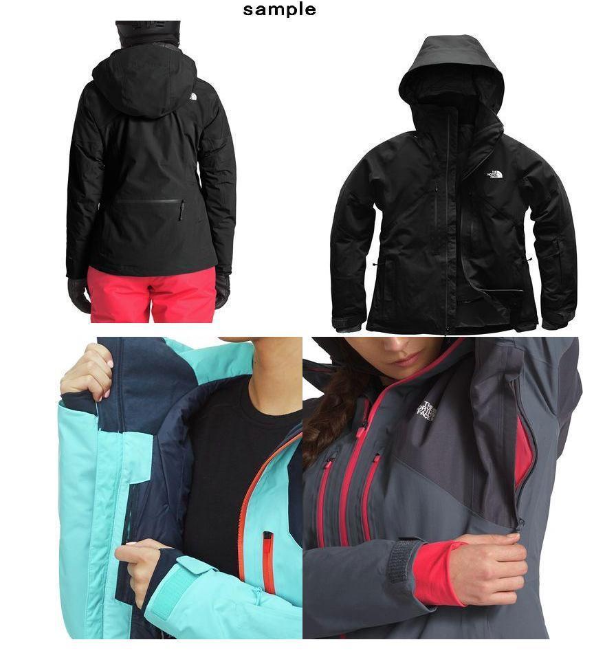 6bfa65cc8 (order) North Face Lady's powder guide hooded jacket The North Face Women  Powder Guide Hooded Jacket Tnf Black