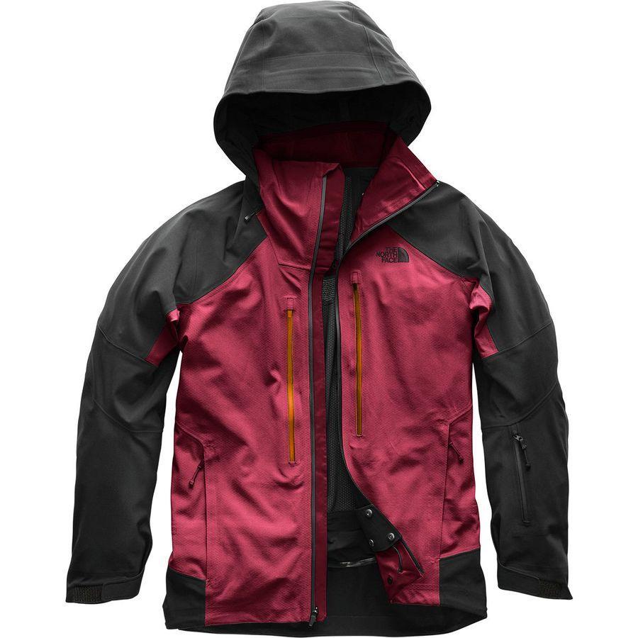 【クーポンで最大2000円OFF】(取寄)ノースフェイス メンズ スペクター ハイブリッド ジャケット The North Face Men's Spectre Hybrid Jacket Fig/Tnf Black
