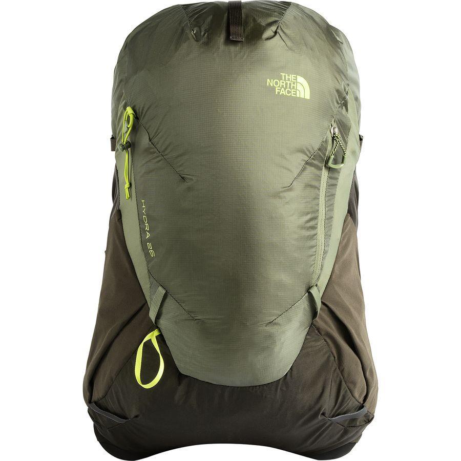 (取寄)ノースフェイス レディース ハイドラ 26L バックパック The North Face Women Hydra 26L Backpack New Taupe Green/Four Leaf Clover
