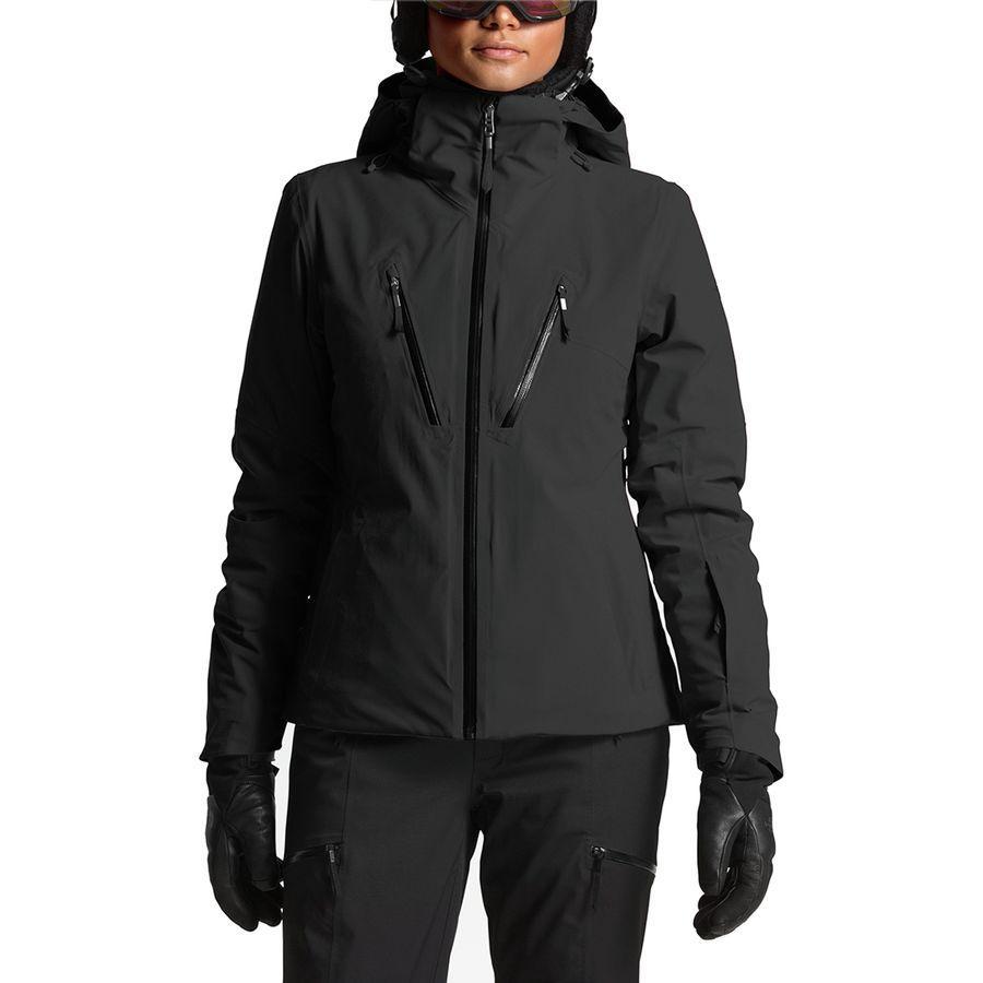 【クーポンで最大2000円OFF】(取寄)ノースフェイス レディース アペックス フレックス 2L スノー ジャケット The North Face Women Apex Flex 2L Snow Jacket Tnf Black