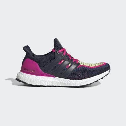 (取寄)アディダス レディース ウルトラ ブースト ランニングシューズ adidas Women Ultra Boost Shoes Night Navy / Night Navy / Eqt Pink