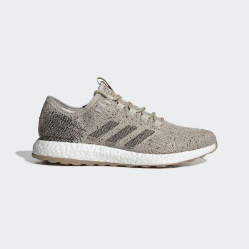(取寄)アディダス メンズ ピュアブースト ランニングシューズ adidas Men's Pureboost Shoes Pale Nude / Carbon / Clear Brown