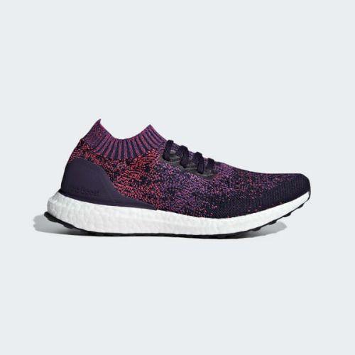 (取寄)アディダス レディース ウルトラブースト アンケージド ランニングシューズ adidas Women Ultraboost Uncaged Shoes Legend Purple / Legend Purple / Shock Red