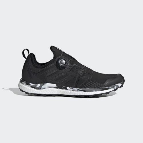 (取寄)アディダス メンズ テレックス アグラヴィック ボア ランニングシューズ adidas Men's Terrex Agravic Boa Shoes Core Black / Core Black / Grey One