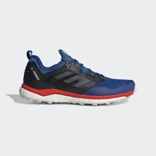 (取寄)アディダス メンズ テレックス アグラヴィック XT ランニングシューズ adidas Men's Terrex Agravic XT Shoes Blue Beauty / Grey / Active Red