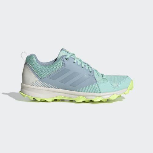 (取寄)アディダス レディース テレックス Tracerocker ランニングシューズ adidas Women Terrex Tracerocker Shoes Clear Mint / Ash Grey / Hi-Res Yellow