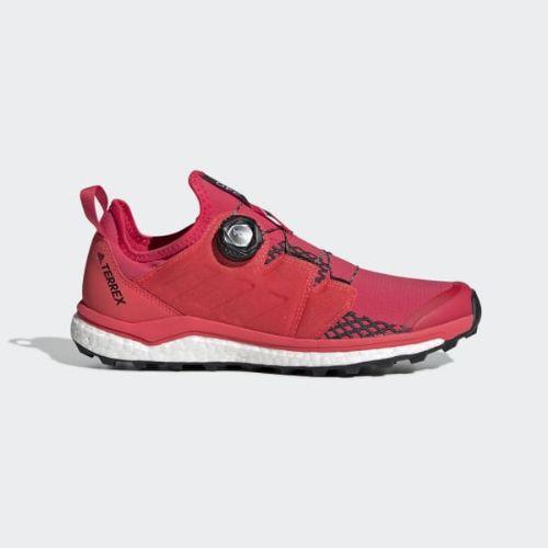 (取寄)アディダス レディース テレックス アグラヴィック ボア ランニングシューズ adidas Women Terrex Agravic Boa Shoes Active Pink / Core Black / Shock Red
