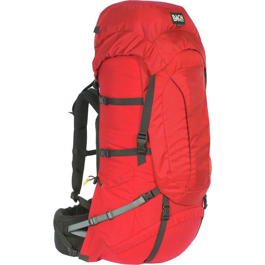 【クーポンで最大2000円OFF】(取寄)バッハ ユニセックス スリム マック 2 75L バックパック Bach Men's Slim Mac 2 75L Backpack Red
