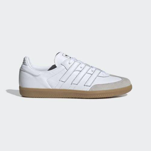 (取寄)アディダス オリジナルス メンズ サンバ OG MS シューズ adidas originals Men's Samba OG MS Shoes Cloud White / Cloud White / Core Black