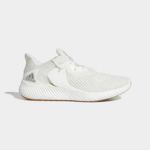 (取寄)アディダス メンズ アルファバウンス RC 2.0 ランニングシューズ adidas Men's Alphabounce RC 2.0 Shoes Off White / Silver Metallic / Running White