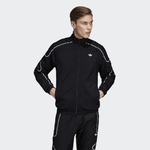 (取寄)アディダス Track オリジナルス メンズ フレームストライク Men's Black トラック ジャケット adidas originals Men's Flamestrike Track Jacket Black, kimono5298:01448e86 --- sunward.msk.ru