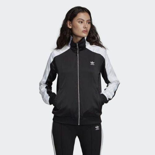 (取寄)アディダス オリジナルス レディース トラック ジャケット adidas originals Women Track Jacket Black