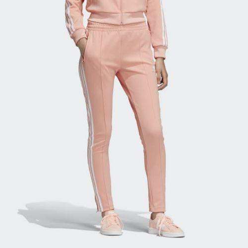 (取寄)アディダス オリジナルス レディース SST トラック パンツ adidas originals Women SST Track Pants Dust Pink