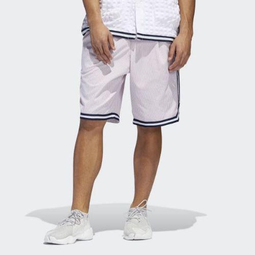 (取寄)アディダス オリジナルス メンズ シアサッカー ショーツ adidas originals Men's Seersucker Shorts Trace Maroon / White