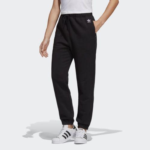(取寄)アディダス オリジナルス レディース スタイリング コンプリメンツ ハイ パンツ adidas originals Women Styling Complements High Pants Black