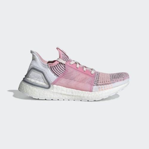 (取寄)アディダス レディース ウルトラブースト 19 ランニングシューズ adidas Women Ultraboost 19 Shoes True Pink / True Pink / Orchid Tint