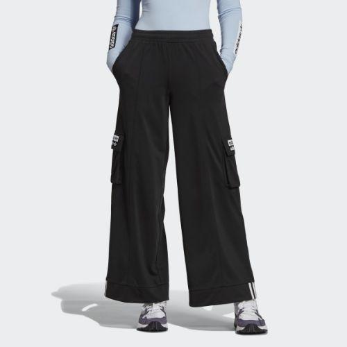 (取寄)アディダス オリジナルス Leg Pants レディース ワイド レッグ Wide パンツ adidas originals Women Wide Leg Pants Black, モンベツシ:43ea6bb4 --- mail.ciencianet.com.ar