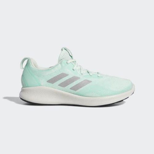 (取寄)アディダス レディース ピュア バウンス+ ストリート ランニングシューズ adidas Women Purebounce+ Street Shoes Clear Mint / Silver Metallic / Ice Mint