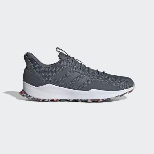 (取寄)アディダス メンズ クエスター トレイル ランニングシューズ adidas Men's Questar Trail Shoes Onix / Onix / Grey