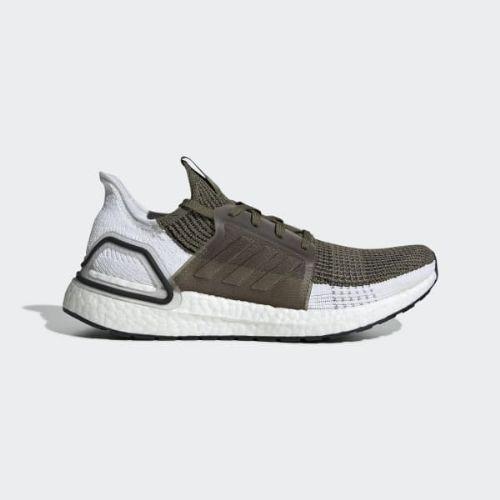 (取寄)アディダス メンズ ウルトラブースト 19 ランニングシューズ adidas Men's Ultraboost 19 Shoes Raw Khaki / Raw Khaki / Core Black