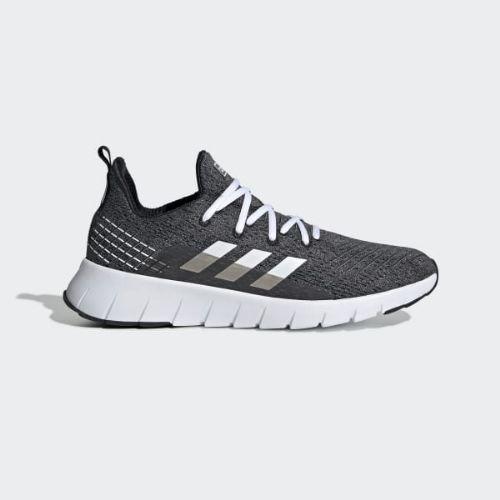 (取寄)アディダス メンズ オズウィーゴ ランニングシューズ adidas Men's Asweego Shoes Cloud White / Cloud White / Core Black