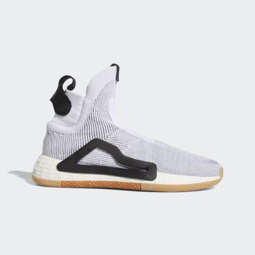 (取寄)アディダス メンズ N3xt L3v3l バスケットボールシューズ adidas Men's N3xt L3v3l Shoes Off White / Gum / Gum