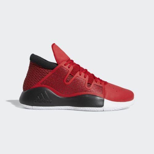 (取寄)アディダス メンズ プロ ビジョン バスケットボールシューズ adidas Men's Pro Vision Shoes Scarlet / Core Black / Cloud White
