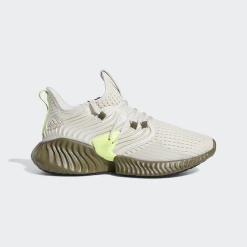 (取寄)アディダス レディース アルファバウンス インスティンクト クライマ ランニングシューズ adidas Women Alphabounce Instinct Clima Shoes Raw White / Off White / Raw Khaki