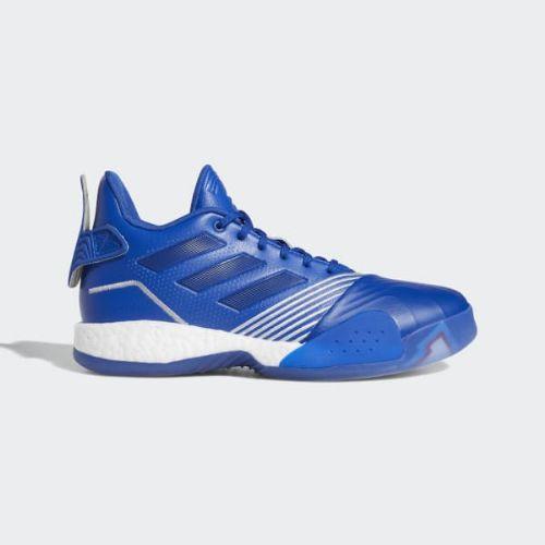 (取寄)アディダス メンズ ティ-Mac ミレニアム バスケットボールシューズ adidas Men's T-Mac Millennium Shoes Collegiate Royal / Scarlet / Cloud White
