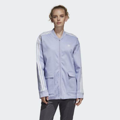 (取寄)アディダス オリジナルス レディース トラック originals ジャケット ジャケット Jacket adidas originals Women Track Jacket Dust Purple, カミギョウク:afd758d5 --- sunward.msk.ru