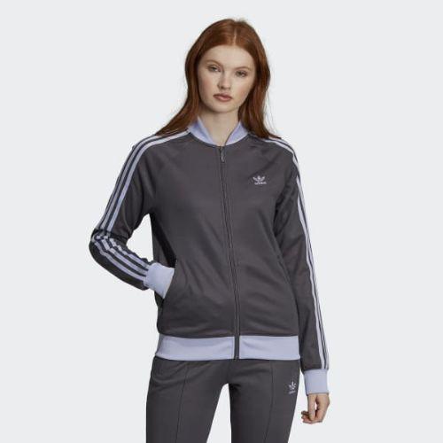(取寄)アディダス オリジナルス レディース SST レディース Jacket トラック ジャケット adidas Six originals Women SST Track Jacket Grey Six, ジョイスキップ:d5310072 --- sunward.msk.ru