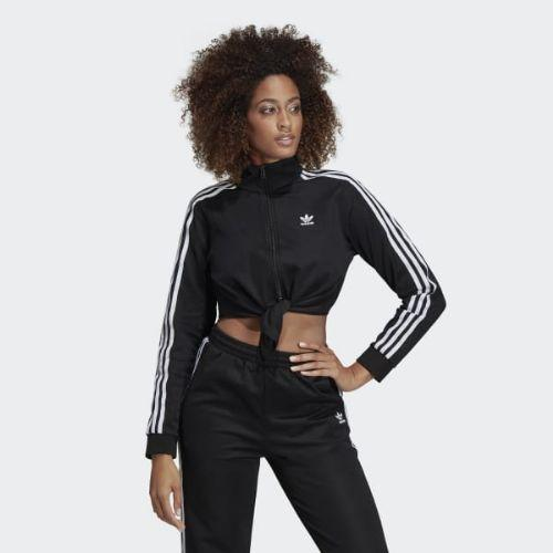 (取寄)アディダス Knotted オリジナルス レディース ノテッド トラック トップ Track adidas originals Women トップ Knotted Track Top Black, エムトラCARショップ:6e58c193 --- sunward.msk.ru