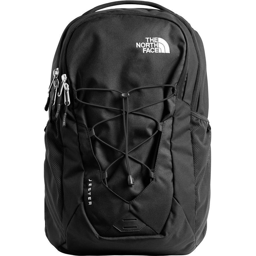 【クーポンで最大2000円OFF】(取寄)ノースフェイス ジェスター 26L バックパック The North Face Men's Jester 26L Backpack Tnf Black