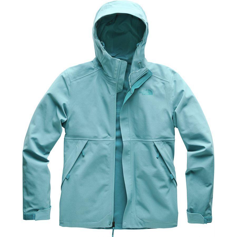 (取寄)ノースフェイス メンズ アペックス フレックス ドライベント ジャケット The North Face Men's Apex Flex DryVent Jacket Storm Blue/Crystal Teal