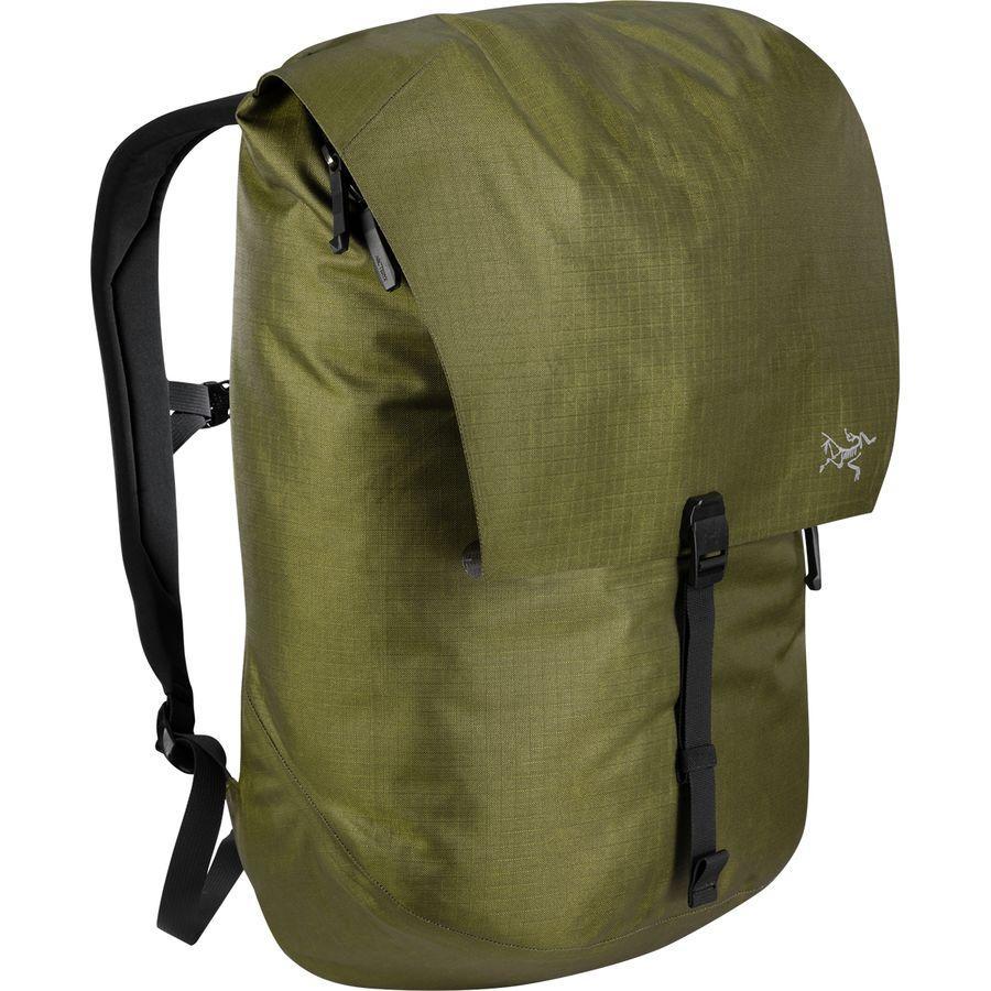 【エントリーでポイント5倍】(取寄)アークテリクス グランビル 20L バックパック Arc'teryx Men's Granville 20L Backpack Bushwhack