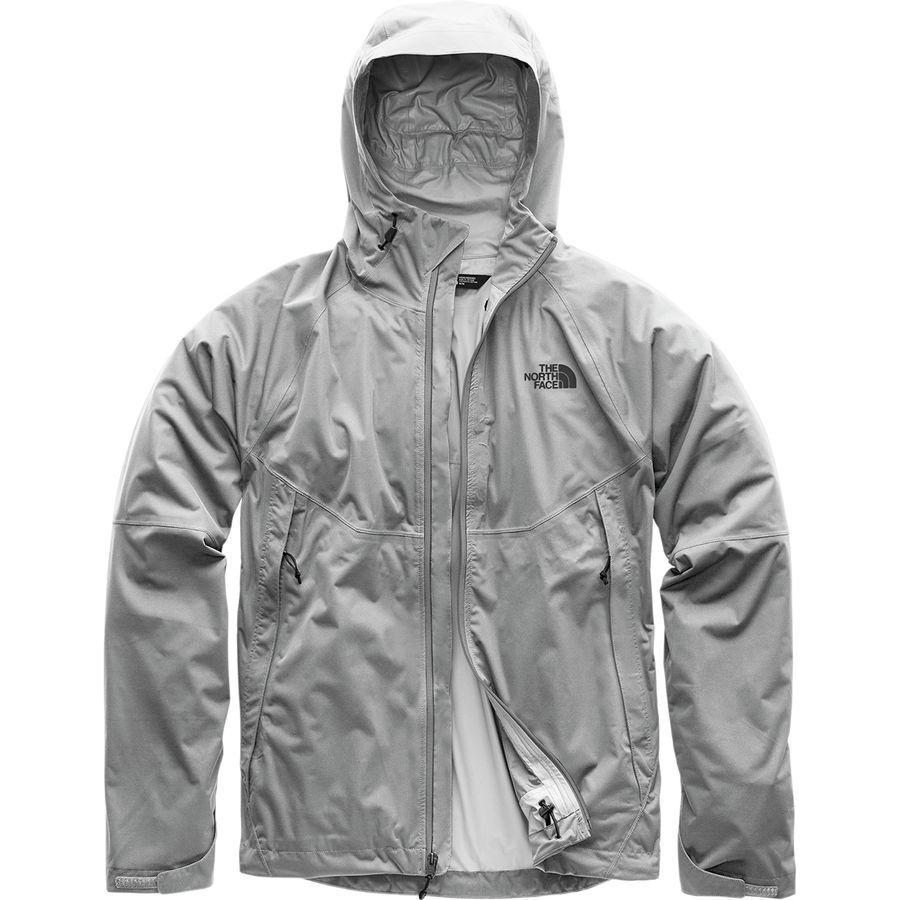 【クーポンで最大2000円OFF】(取寄)ノースフェイス メンズ オールプルーフ ストレッチ ジャケット The North Face Men's Allproof Stretch Jacket Mid Grey