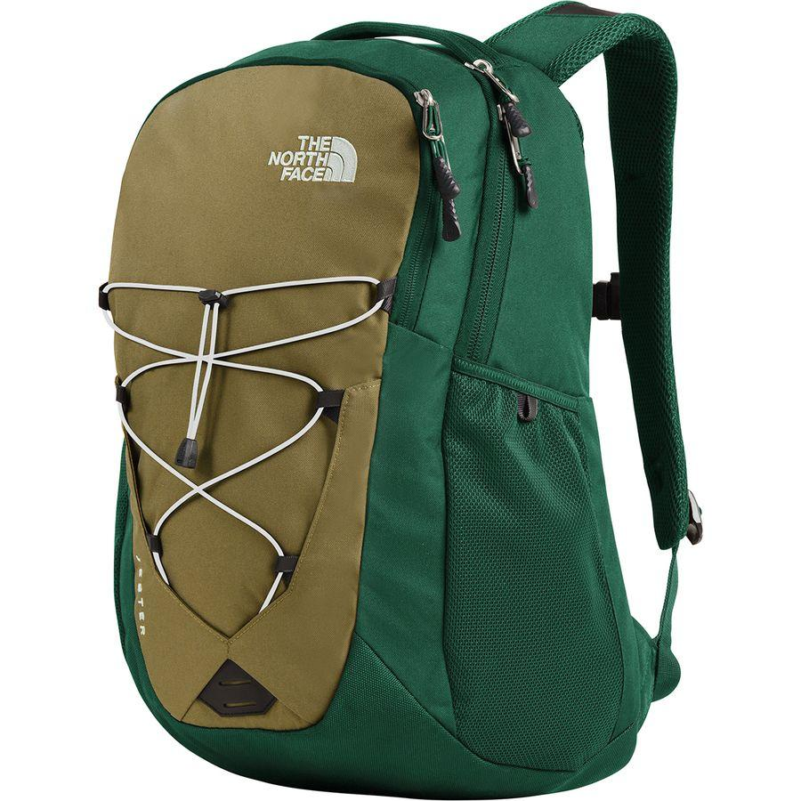 (取寄)ノースフェイス ジェスター 26L バックパック The North Face Men's Jester 26L Backpack British Khaki/Night Green