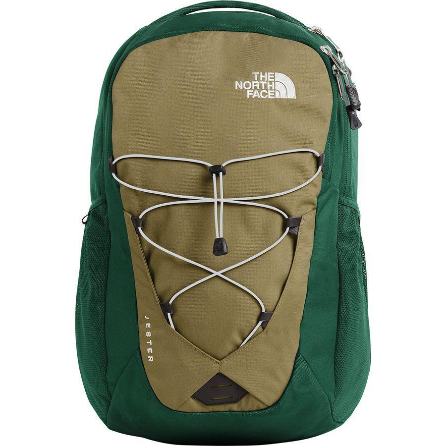 (取寄)ノースフェイス ジェスター 26L バックパック The North Face Men's Jester 26L Backpack New Taupe Green Combo/High Rise Grey