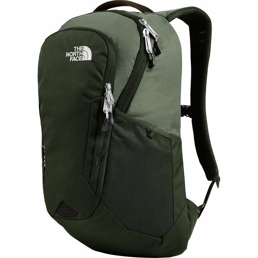 (取寄)ノースフェイス ボルト 26.5L バックパック The North Face Men's Vault 26.5L Backpack New Taupe Green Combo/High Rise Grey