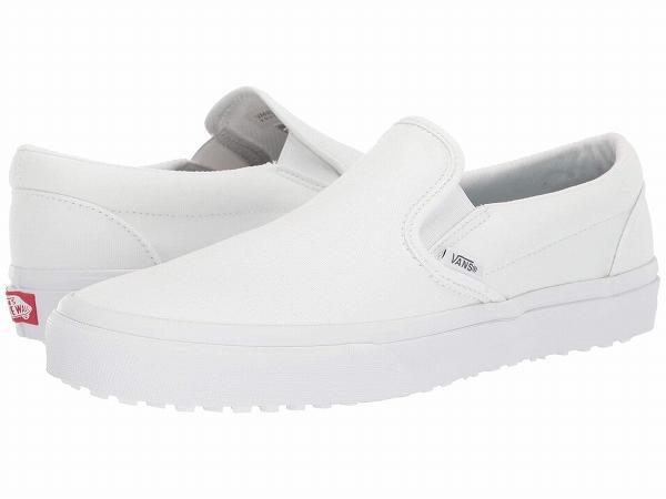 (取寄)Vans(バンズ) スリッポン メイド フォー ザ メーカーズ クラシック スリップ ユニセックス メンズ レディース Vans Unisex Made For The Makers Classic Slip Made For The Makers) True White