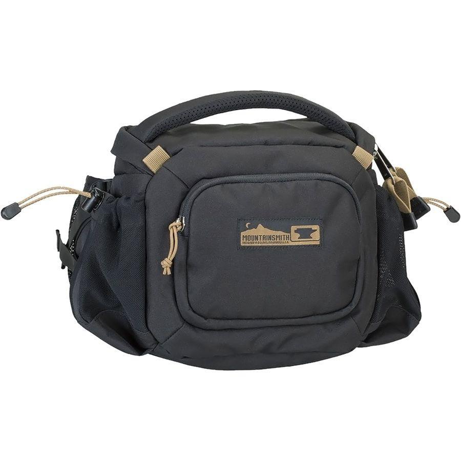 (取寄)マウンテンスミス ユニセックス スウィフト FX バッグ Mountainsmith Men's Swift FX Bag Heritage Black