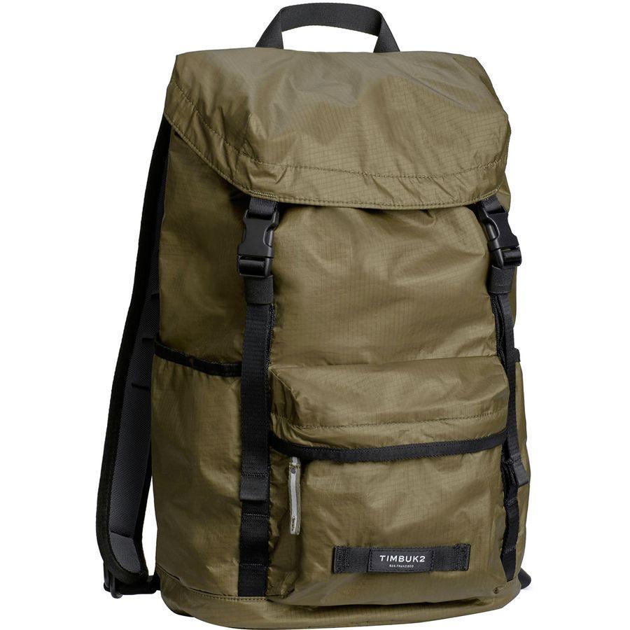 (取寄)ティンバックツー ユニセックス ローンチ 18L バックパック Timbuk2 Men's Launch 18L Backpack Olivine