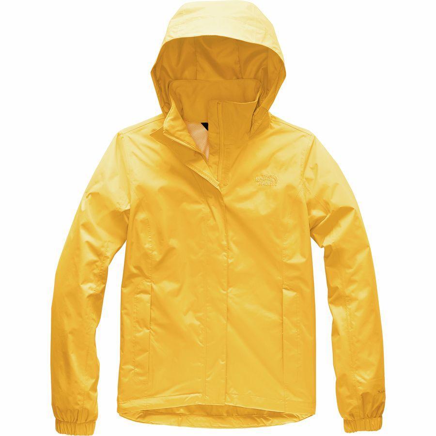 (取寄)ノースフェイス レディース リゾルブ 2 フーデッド ジャケット The North Face Women Resolve 2 Hooded Jacket Tnf Yellow