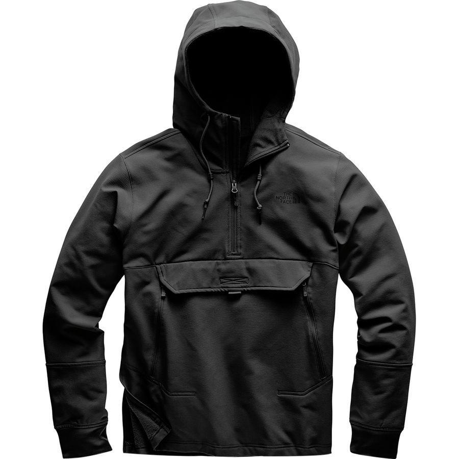 【クーポンで最大2000円OFF】(取寄)ノースフェイス メンズ Tekno リッジ パーカー The North Face Men's Tekno Ridge Hoodie Tnf Black