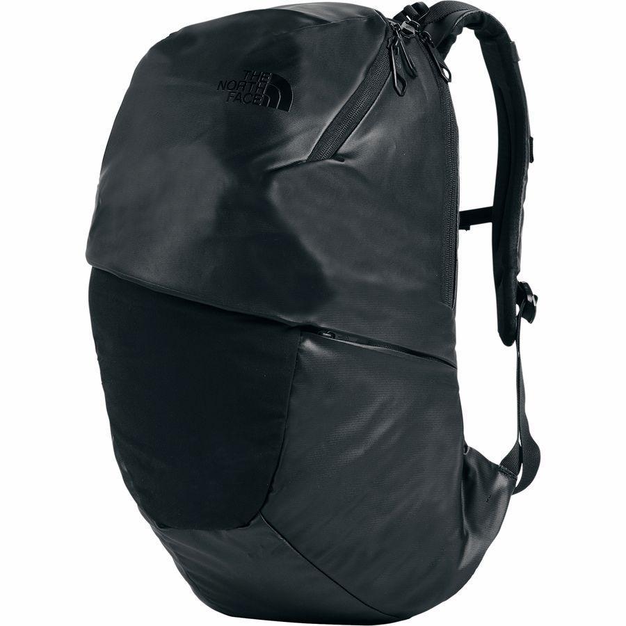 【エントリーでポイント5倍】(取寄)ノースフェイス レディース オーロラ 22L バックパック The North Face Women Aurora 22L Backpack Tnf Black Carbonate/Tnf Black